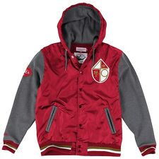 "San Francisco 49ers Mitchell & Ness NFL ""Standings"" Vintage Premium Jacket"