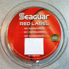 RED LABEL SEAGUAR 100% FLUOROCARBON  - CLEAR