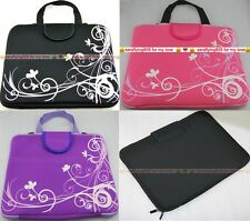 """LSS 15.4 15.6"""" 16"""" Soft laptop carry sleeve bag For NEC IBM SONY TOSHIBA HP Acer"""