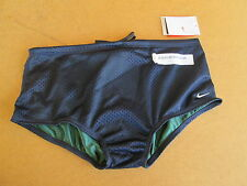 Nike Swim Reversible Mesh Drag Suit T8SS6031 Navy Blue / Green