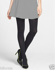 DKNY Women's Black tights super opaque control top - 2 Pairs