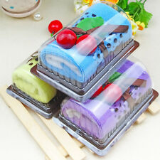 Lovely Fold Cake Washcloth Creative Bath Towel Cotton Wedding Party Favor Gift