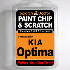 KIA OPTIMA TOUCH UP PAINT Stone Chip Scratch Repair Kit 2007-2012