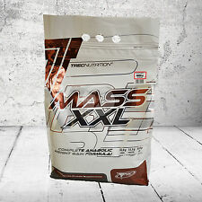 MASS XXL MUTANT MASS GAINER PROTEIN POWDER MUSCLE SIZE WEIGHT GAIN TREC