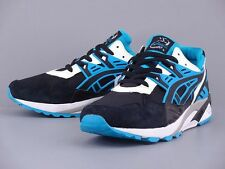 ASICS GEL KAYANO TRAINER BLACK ATOMIC BLUE WHITE H442N-9041 LYTE III FIEG