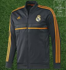 BNWT - Official Adidas Real Madrid Anthem Jacket - All Sizes - Football Jacket