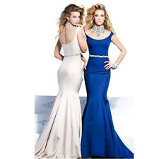 Plus Size Women Sexy Bodycon Party Evening Cocktail Ball Prom Maix Gown Dress