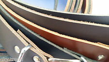 Real leather belt with buckle 30mm 40mm Unisex Split Leather Cow-Hide genuine