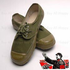 Chinese 1960's Army PLA Type 65 Vintage Liberation Shoes in All Sizes