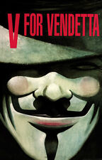 V For Vendetta Giant Poster - A0 A1 A2 A3 A4 Sizes