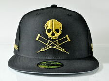 MTV NEW ERA JACKASS SKULL 59FIFTY FITTED CAP