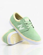 Men's New Balance Numeric Brighton 344 Fair Green/Solar Yellow Sizes 8 & 8.5