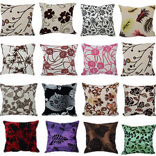 Great Sofa Pillow Case Cushion Cover Decorative Square Home Throw Sofa Simple