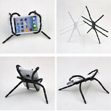Flexible Car Universal Spider Grip Stand Mount Holder for Smart Phone Camera MP3