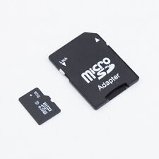 4GB/8GB/ 16GB Micro SD MicroSD SDHC TF Memory Card with SD Adapter