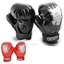 1 Pair 3-10Y Kids Boxing Sparring Gloves For MMA Thai Boxing Punching Training