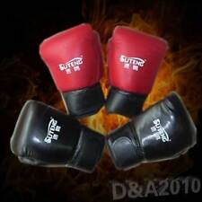 MMA Ultimate Fighting Grapple Sparring Punching Boxing Gloves Mitts Training