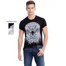 New Armani Exchange Mens Muscle Slim Fit Eagle Head Tee Shirt g6x779