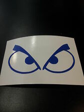 STICKER AUTOCOLLANT YEUX EYES STICKERS VINYL VOITURE AUTO TUNING CASQUE MOTO