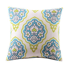 """18"""" Room Decorative Cushion Cover Back Seat Sofa Throw Pillow Case Chic Paisley"""