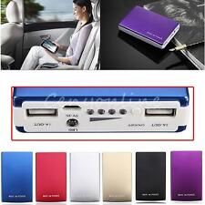 12000mAh LCD External Power Bank Battery Backup Charger for Mobile Cell Phone