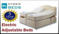 ADJUSTABLE BEDS - 5FT OR 6FT - ADD MASSAGE, DRAWERS & HEADBOARD - FREE DELIVERY