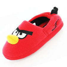 New Angry Birds Red 3D nose Slippers Footwear size 10 11 12 13 1 2