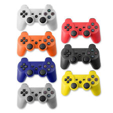 NEW COMPATIBLE BLUETOOTH WIRELESS GAMEPAD CONTROLLER FOR PS3 4 COLOUR AVAILABLE