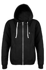 "Big and Tall Hoodie Zipper LT – XXXLT "" InspireOthers"" Black Fleece Sweatshirt"