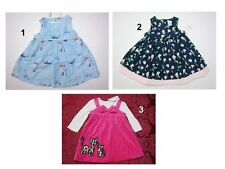 NWT GYMBOREE Toddler Infant Baby Girls 1-2 Pc Dress Holiday Bloomers SZ: 6-12,12