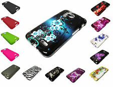 Hard Snap on Phone Cover Case For LG Ultimate 2 II L41C Phone Accessory