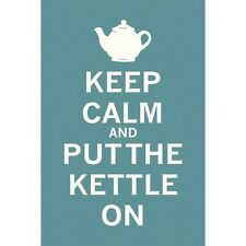 Art.com - Keep Calm Tea