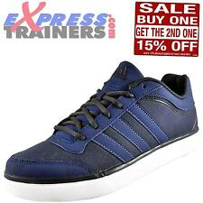Adidas Mens Supercup Classic Casual Court Trainers Navy * AUTHENTIC *
