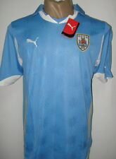 WC 2010 ORIGINAL PUMA URUGUAY SOCCER JERSEY ALL SIZES