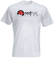 RED HAT Linux Software Company T-shirt