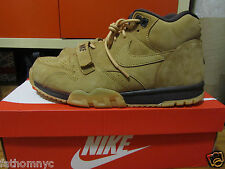 Nike Air Trainer 1 Mid Premium PRM QS Wheat Flax Baroque Brown 607081-201 6-14