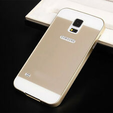 Luxury Aluminum Ultra-thin Metal Hard Case Cover For Samsung Galaxy S4 S5 Note 3