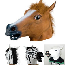 Halloween Party Mythology Fancy Prop Full Head New Face masquerade mask new et