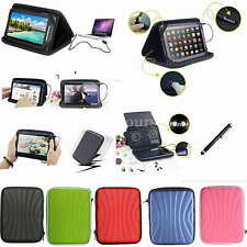 "Colorful Speaker Sounder Case Cover+Pen For 7.85""AARP RealPad MA7BX2 Tablet PC"