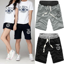 Men's Baggy Jogging Shorts Pants Sport Dance Gym Casual Trousers Training Harem