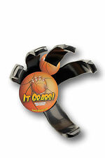 "Basketball Ball Hand Holder Claw Wall Mount Display Organizer by ""It Grabs"""