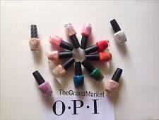 Brand New Genuine CLASSICS OPI NAIL POLISH Color Pack 1 Set #2 Lot Lacquer