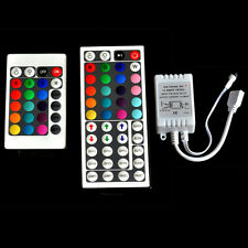 Hot Sale! 24 Key / 44 Key IR Remote Controller For 3528 5050 RGB SMD LED Strips