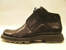 SCARPE CASUAL UOMO FABI ORIGINALE GITANO 40 41 42 NERO PELLE SHOES LEATHER NUOVO