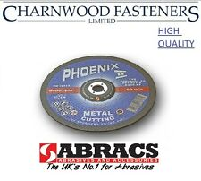 High quality Stainless steel Cutting discs 4.5/115x3