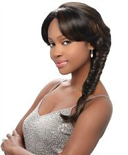 Sensationnel Empress Natural Synthetic Lace Front Edge 2 In 1 Style Wig DIAMOND