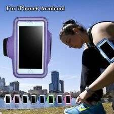 Premium Running Jogging Sports Gym Armband Case Cover For iPhone 6 4.7""