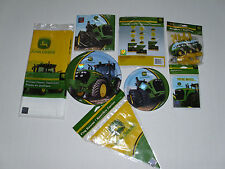 John Deere Farm Tractor Birthday Party Supplies Shower Man Cave Create Your Set