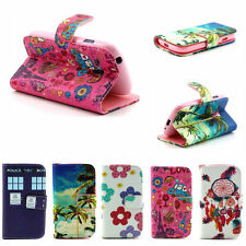 Christmas Cute Sell Well Flip PU Leather Shell For Samsung Galaxy S3 mini i8190
