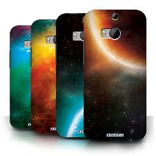 STUFF4 Back Case/Cover/Skin for HTC One/1 M8/Space/Cosmos